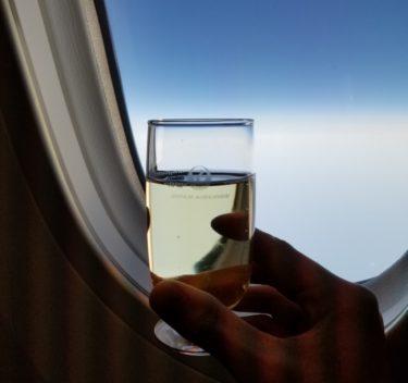【搭乗記】台湾遠征記 Part2 JL098台北松山→羽田 初めてのビジネスクラスは飛行機の価値観が変わった